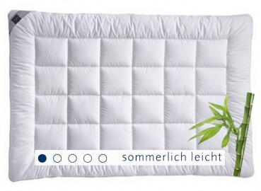 Bambusfaser Duvet BAMBOO LIGHT Bettdecke  Billerbeck