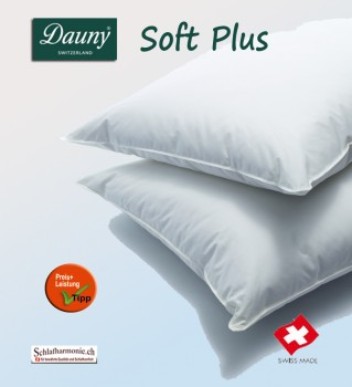 Dauny Kissen Soft Plus swiss made