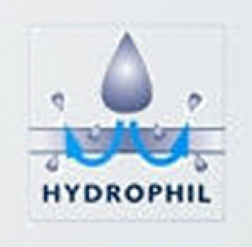 Hydrophil-NASA-Hightech-Faser-Auflage