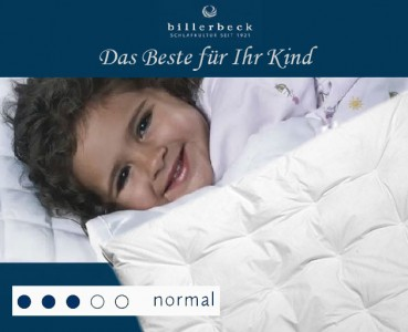 Carmen Puntina Kinder Duvet Medium Daunenduvet  Billerbeck