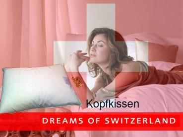 Kissen Dreams of Switzerland