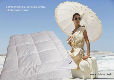 LINA LIGHT Sommer Aktion Bambusfaser-Duvet - Billerbeck