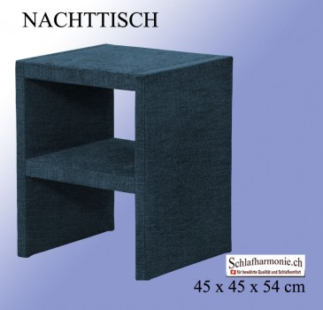 nachttisch kunstleder heimtextilien. Black Bedroom Furniture Sets. Home Design Ideas