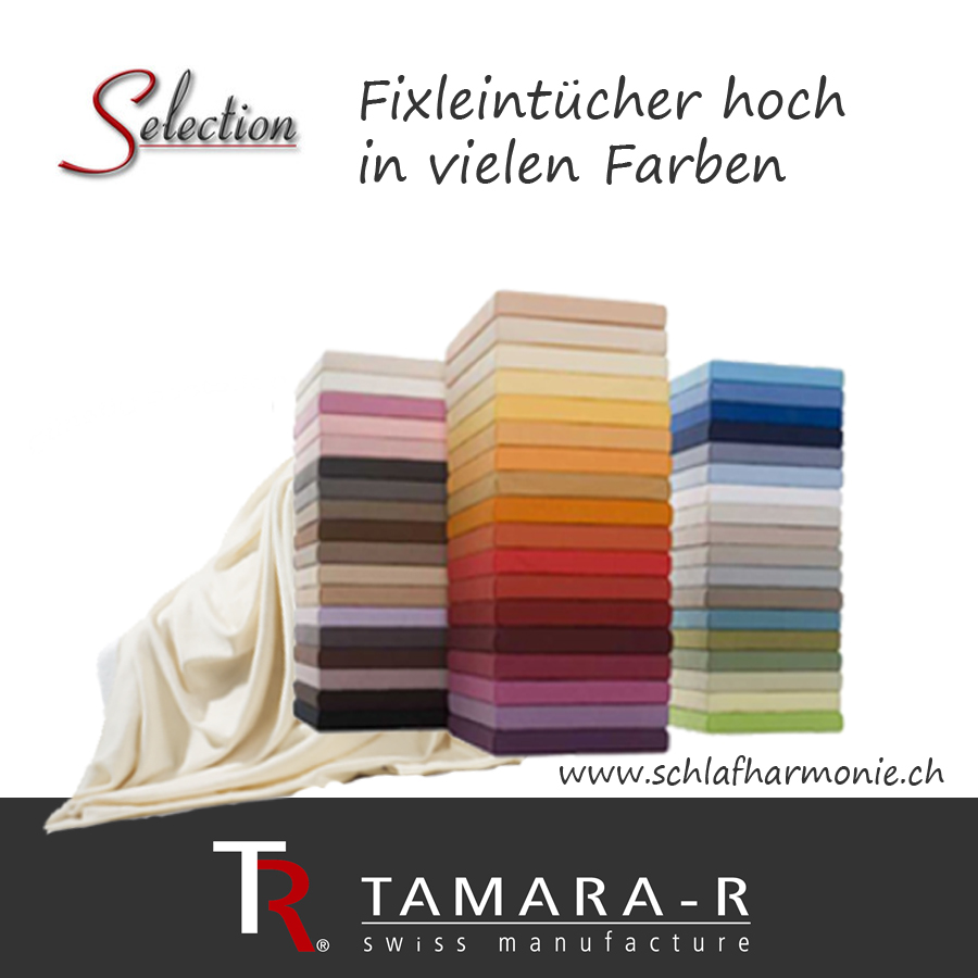 fixleintuch selection fix extra hoch 35 40 cm von tamara. Black Bedroom Furniture Sets. Home Design Ideas