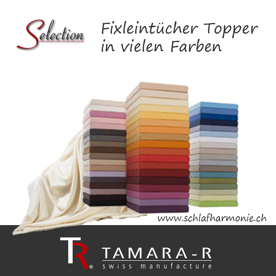 fixleintuch topper selection fix super strech exklusive heimtextilien f r guten schlaf in bester. Black Bedroom Furniture Sets. Home Design Ideas