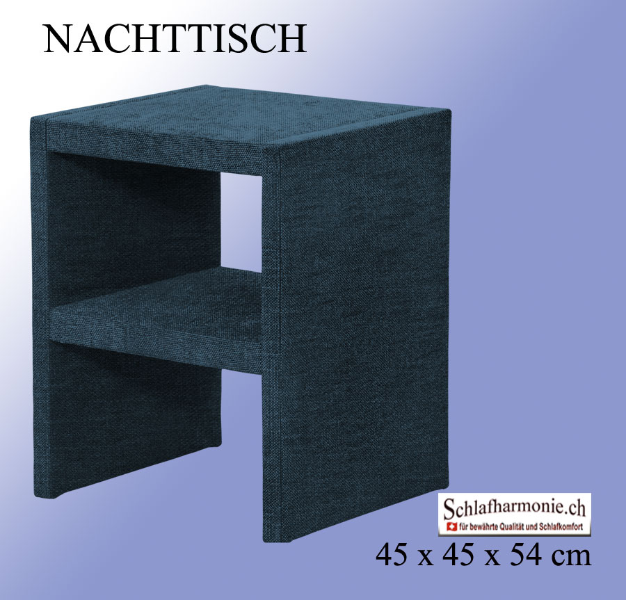 nachttisch kunstleder heimtextilien schlafzimmerausstattung bettwaren f r erholsamen schlaf. Black Bedroom Furniture Sets. Home Design Ideas