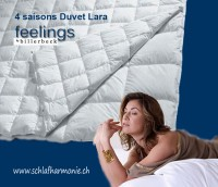 4-Saison Feelings Duvet LARA Bettdecke - Billerbeck