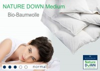 BIO NATURE DOWN Medium duvet