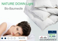BIO NATURE DOWN light duvet