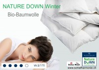 BIO NATURE DOWN Winter duvet