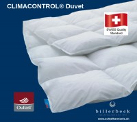 CLIMACONTROL LIGHT - Daunenduvet -  Billerbeck