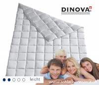 ELEGANCE Comfort Plus light - Duvet ideal für den Frühling – Sommer
