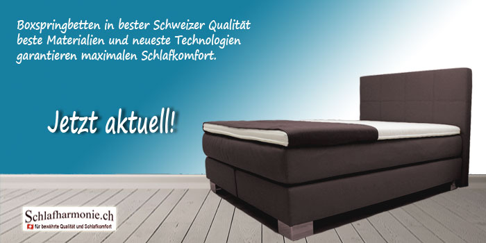 f r ihr schlafzimmer boxspringbett aktion. Black Bedroom Furniture Sets. Home Design Ideas